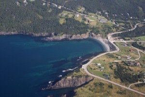 Outer Cove Beach 2010