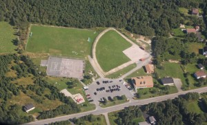 Kelly Park, Outer Cove (Aerial) 2010